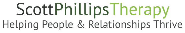 Scott Phillips Therapy Mobile Logo