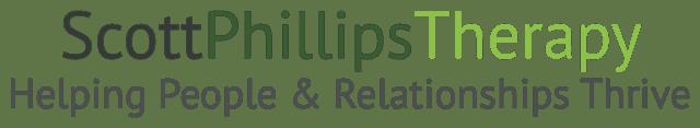 Scott Phillips Therapy Logo