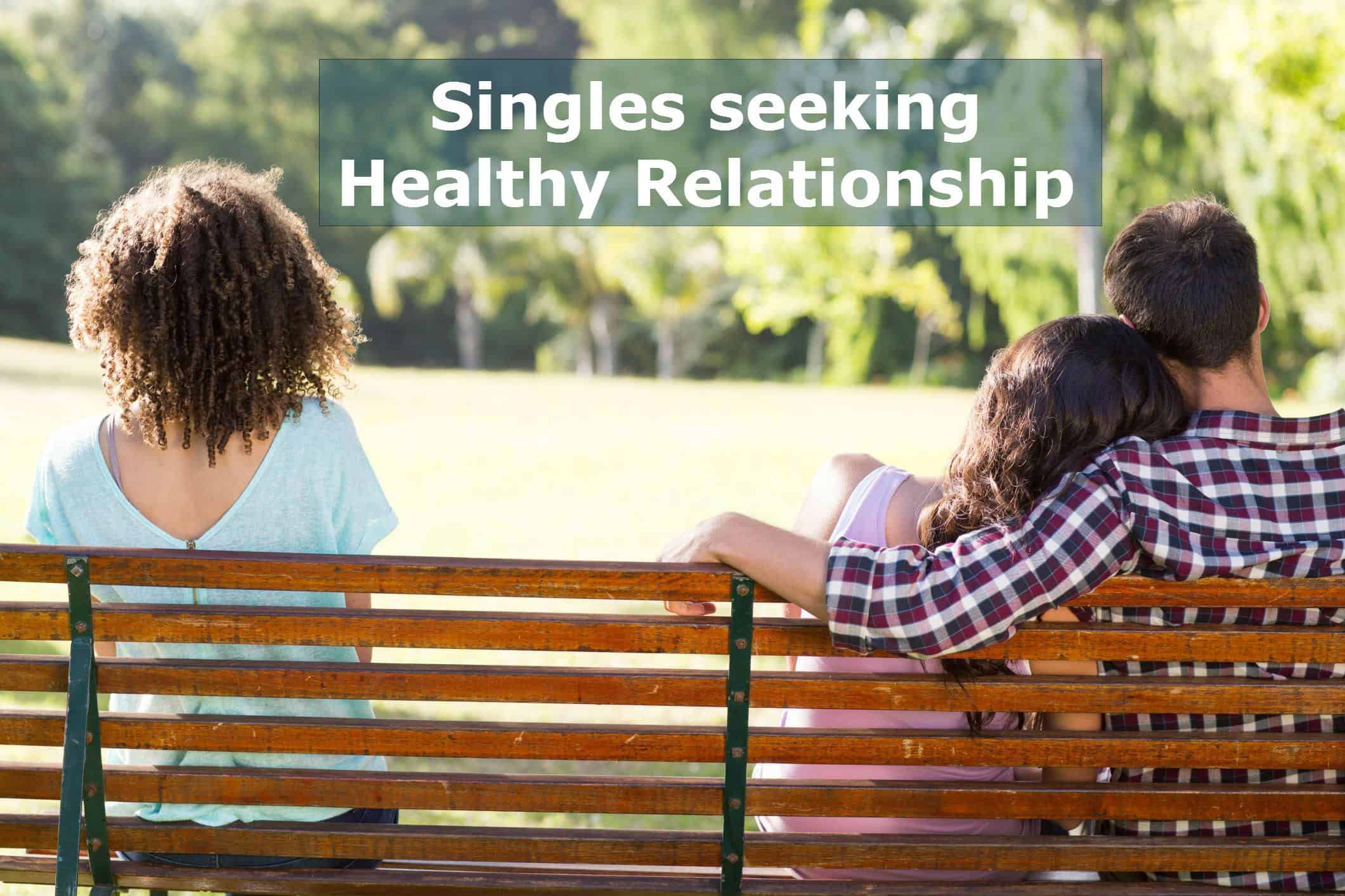 Help for Singles Seeking Healthy Relationships