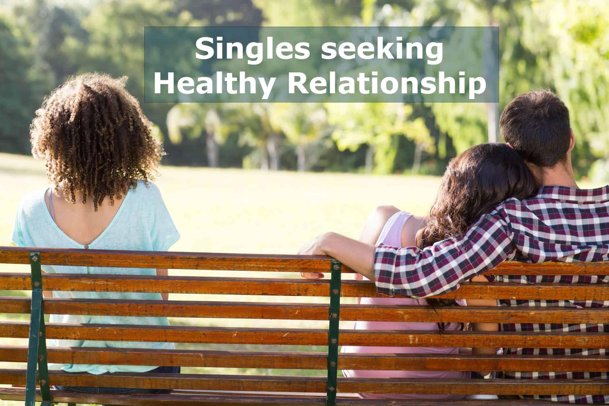 Help for Singles Seeking Healthy Relationships