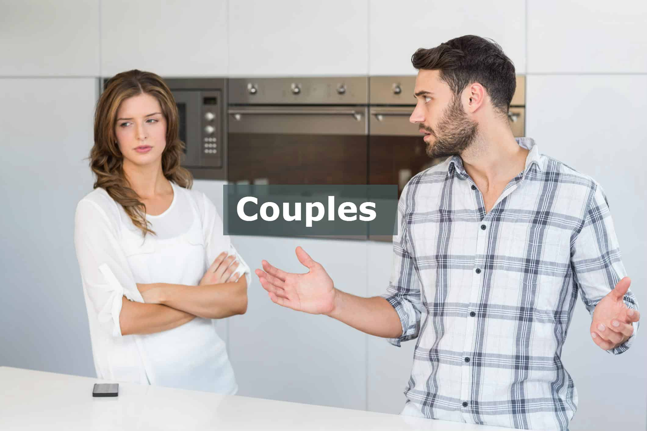 Help for Distressed and Disconnected Couples